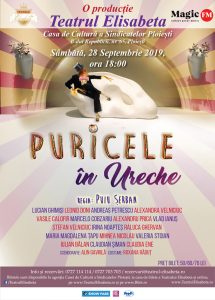 Puricele in ureche