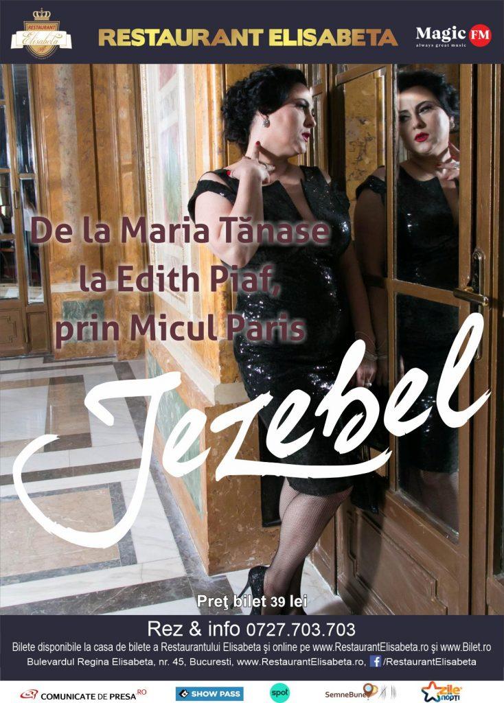 De la Maria Tanase la Edith Piaf, prin Micul Paris